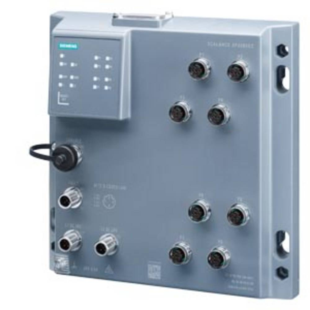 Siemens SCALANCE XP208PoE EEC Radni napon (broj) 57 V