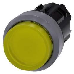 Osvetljeno pritisno tipkalo Siemens 3SU1031-0BB30-0AA0 1 KOS