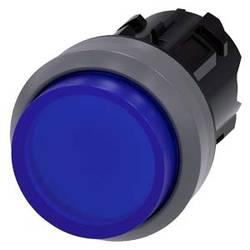 Osvetljeno pritisno tipkalo Siemens 3SU1031-0BB50-0AA0 1 KOS