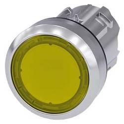 Svjetleći tlačni prekidač Siemens 3SU1051-0AA30-0AA0 1 ST