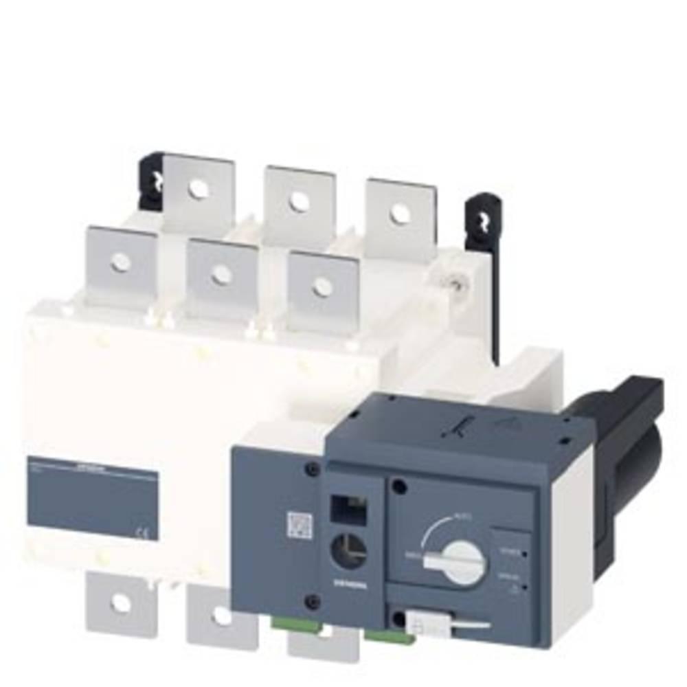 omrežni preklopnik 4 menjalo, 3 zapiralo Siemens 3KC4346-0EA21-0AA3 1 kos