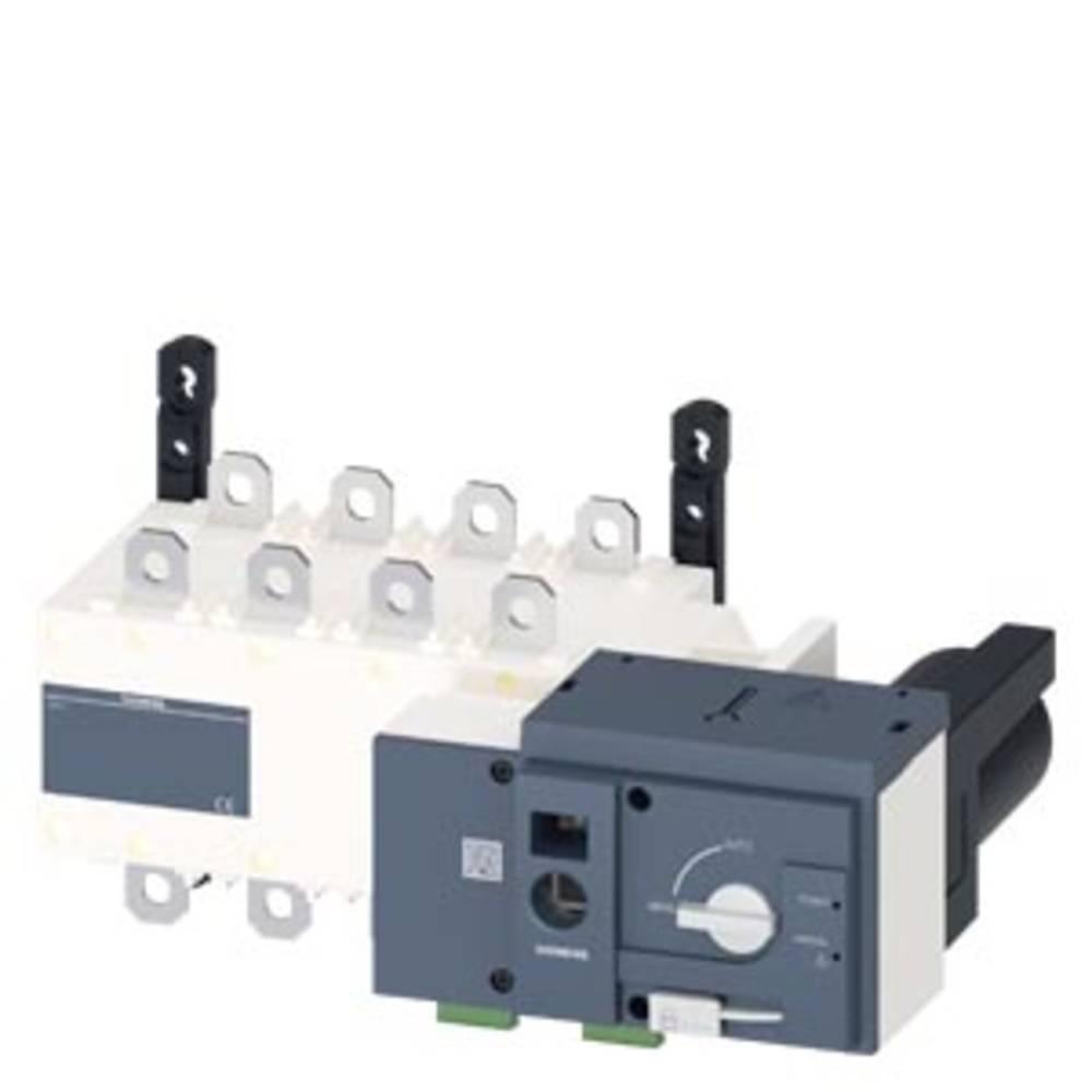 omrežni preklopnik 4 menjalo, 3 zapiralo Siemens 3KC4438-0CA21-0AA3 1 kos