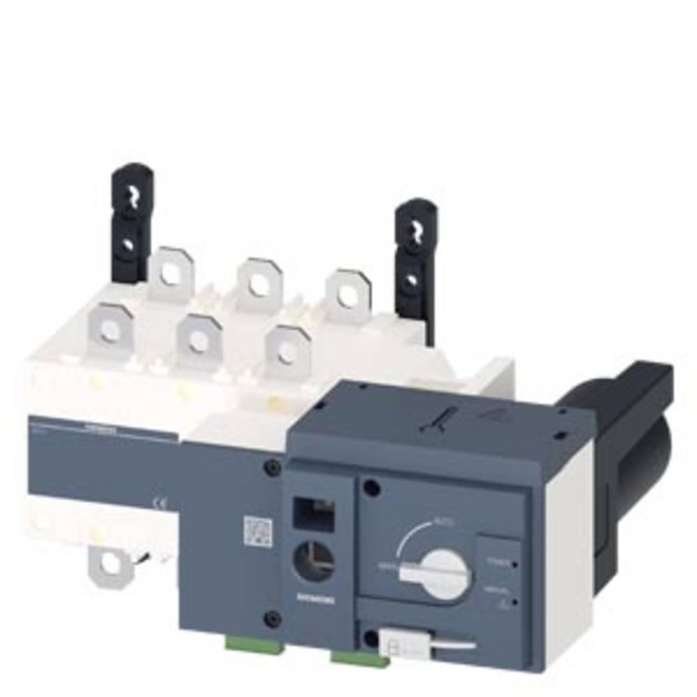 omrežni preklopnik 4 menjalo, 3 zapiralo Siemens 3KC4338-0CA21-0AA3 1 kos