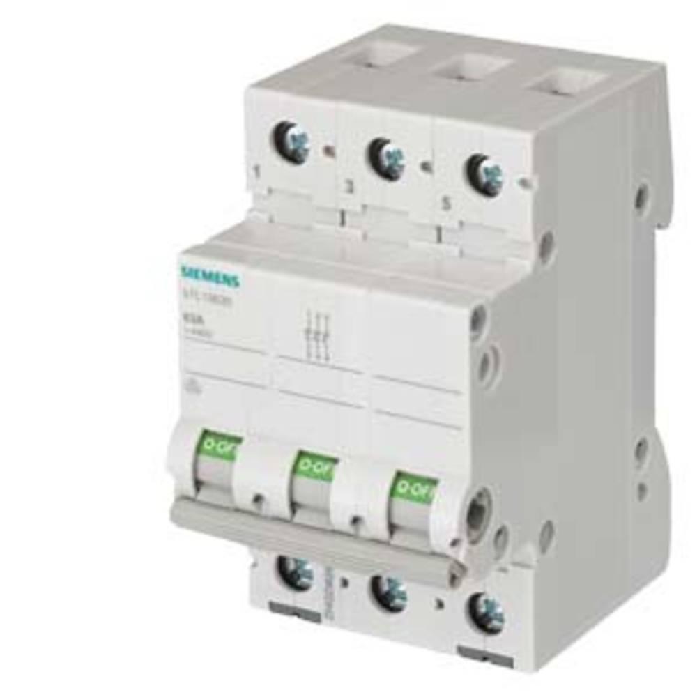izklopno stikalo siva 100 A 3 zapiralo Siemens 5TL13910