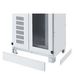podnožje (Š x V) 400 mm x 100 mm jeklo svetlo siva Siemens 8MF1040-2CS 1 kos