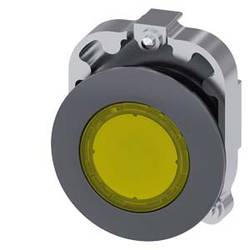 Svjetleći tlačni prekidač Siemens 3SU1061-0JA30-0AA0 1 ST