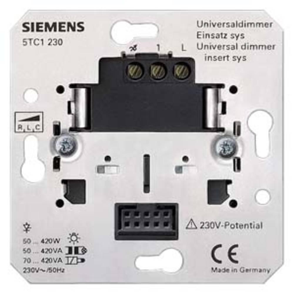 univerzalni zatemnilni vložek aluminij Siemens 5TC1230