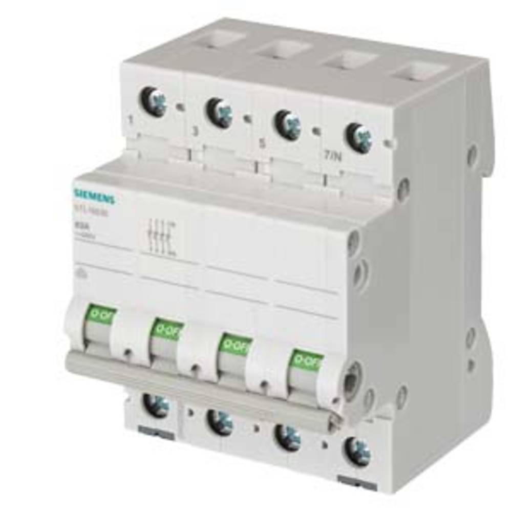 izklopno stikalo siva 100 A 3 zapiralo Siemens 5TL16910