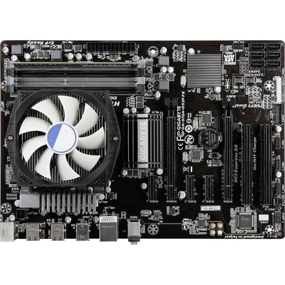 Komplet za podešavanje PC-a (igranje) AMD FX FX-8320 (8 x 3.5 GHz) 8 GB ATX