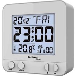 Techno Line WT235 radijski kontrolirani sat, srebrne boje