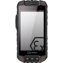i.safe MOBILE IS520.1 ex-zaštičeni sartphone Ex območje 1 11.4 cm(4.5 palec)uporaba z rokavicami, ip68, vodotesen, odporen na pr