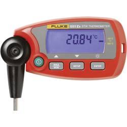 Fluke Calibration 1551A-12 naprava za merjenje temperature -50 do +160 °C funkcija zapisovanja podatkov Kalibrirano: delovni sta
