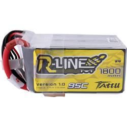 LiPo akumulatorski paket za modele 14.8 V 850 mAh Broj ćelija: 4 95 C Tattu Softcase XT60