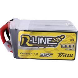 LiPo akumulatorski paket za modele 22.2 V 1800 mAh Broj ćelija: 6 95 C Tattu Štap XT60