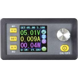 Joy-it JT-DPS5005 laboratorijski napajalniki, nastavljivi 0 - 50 V 0 - 5 A 250 W vijačne sponke daljinsko vodenje, programabilni