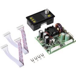 Joy-it JT-DPS5015 laboratorijski napajalniki, nastavljivi 0 - 50 V 0 - 15 A 750 W vijačne sponke daljinsko vodenje, programabiln