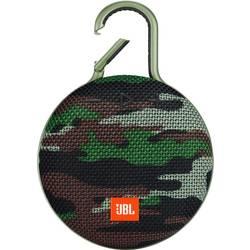 JBL Clip 3 Bluetooth® zvočnik Zunanji zvočnik, Uporaba na prostem, Zaščita pred pršečo vodo Kamuflažna