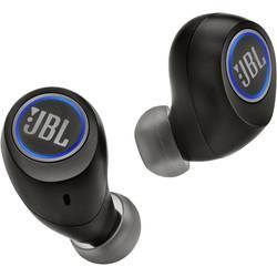 JBL Free True Wireless Športne Ear Free slušalke Open Ear Črna