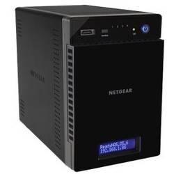 NAS strežnik 8 TB NETGEAR NETGEAR ReadyNAS 214 4x2TB D-Disc RN214D42-100NES 4 Bay