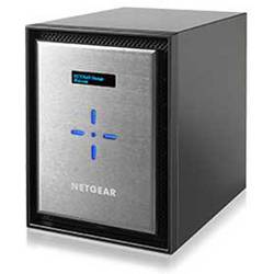 NAS strežnik NETGEAR NETGEAR ReadyNAS 626X 6-bay 10G Diskless RN626X00-100NES 6 Bay