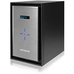 NAS strežnik 32 TB NETGEAR NETGEAR ReadyNAS 628X 8-bay 8x4TB ENT RN628XE4-100NES 8 Bay