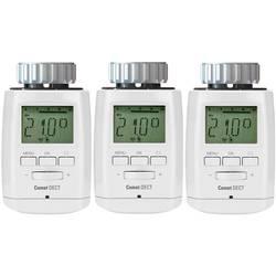 Eurotronic Brezžični radiatorski termosat Elektronsko 3-delni komplet
