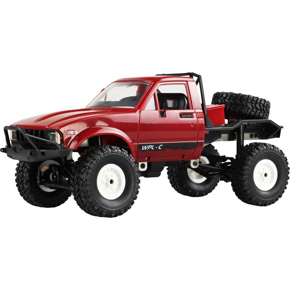 Amewi Pick-Up Truck s ščetkami 1:16 RC Modeli avtomobilov Elektro Terensko vozilo Pogon na vsa kolesa (4WD) RtR 2,4 GHz Vklj. ak