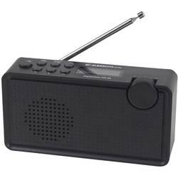 Albrecht DR 62 DAB+ Prenosni radio DAB+, UKW Črna