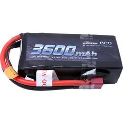 Gens ace HV LiPo akumulatorski paket za modele 11.4 V 3600 mAh Število celic: 3 50 C Mehka torba T-priključni sistem