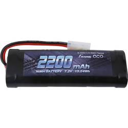 Gens ace NiMh akumulatorski paket za modele 7.2 V 2200 mAh Število celic: 6 Palica Tamiya