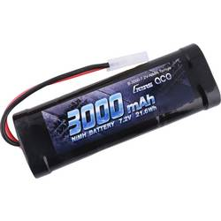 Gens ace NiMh akumulatorski paket za modele 7.2 V 3000 mAh Število celic: 6 Palica Tamiya