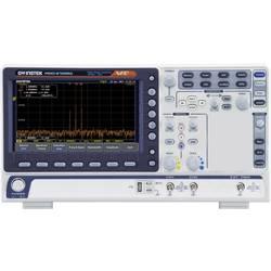 GW Instek MDO-2102EG Digitalni osciloskop 100 MHz 1 GSa/s 10 Mpts 8 Bit Digitalni osciloskop s memorijom (ODS)
