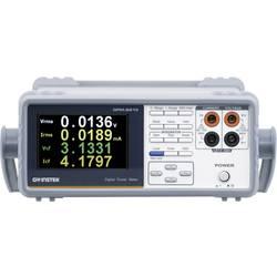GW Instek GPM-8213 analizator omrežja 1 fazna