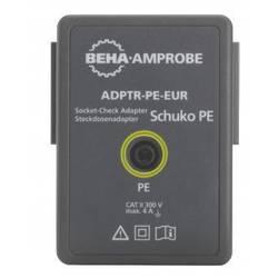 Adapter Beha Amprobe ADPTR-PE-EUR Adapter za ispitivanje utičnice ADPTR-PE-EUR, 4854900