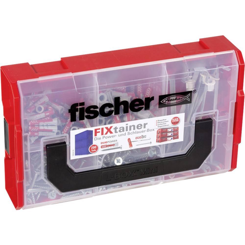 Set tipli Fischer 539868 200 Dijelovi
