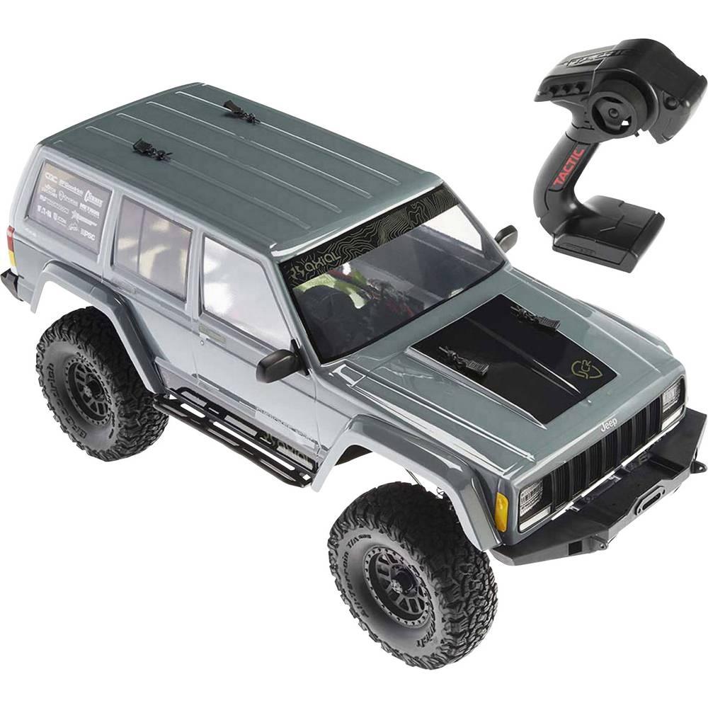 Axial Jeep Cherokee 1:10 RC Modeli avtomobilov Elektro Crawler Pogon na vsa kolesa (4WD) RtR 2,4 GHz
