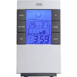 ADE WS 1817 Digitalna brezžična vremenska postaja Napoved za 1 dan