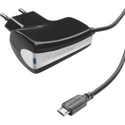 Cellularline Travel 5W ACHMICROUSB1 USB napajalnik vtičnica Izhodni tok maks. 1000 mA 1 x moški konektor USB 2.0 tipa micro b