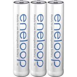 Panasonic eneloop HR03 Micro (AAA)-Akumulator NiMH 750 mAh 1.2 V 3 KOS