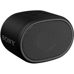 Sony SRS-XB01 Bluetooth® zvočnik AUX, Vodoodporen Črna