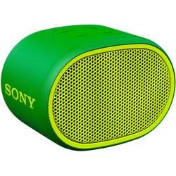 Bluetooth zvučnik Sony SRS-XB01 aux, vodootporan zelena