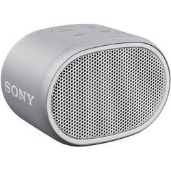 Sony SRS-XB01 Bluetooth® zvočnik AUX, Vodoodporen Bela
