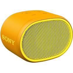 Sony SRS-XB01 Bluetooth® zvočnik AUX, Vodoodporen Rumena