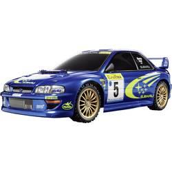 Tamiya TT-02 Subaru Impreza Monte Carlo 1999 s ščetkami 1:10 rc modeli avtomobilov elektro cestni model pogon na vsa kolesa (4wd