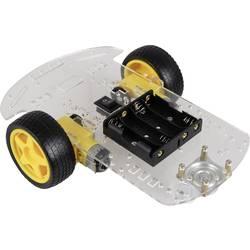 Joy-it robotski okvir za vožnju Rezolucija: komplet za sastavljanje