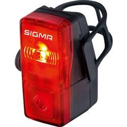 zadnja luč za kolo Sigma CUBIC baterijsko rdeča, črna