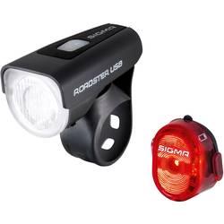 komplet svetil za kolo Sigma Roadster USB /Nugget II K-Set