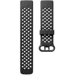 zamjenska traka FitBit Charge 3 Sportarmband Veličina (XS - XXL)=l crna
