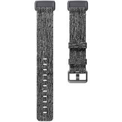 Rezervna zapestnica FitBit Charge 3 Gewebeband Velikost=S Temno siva