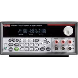 Tektronix 2230G-30-6 20 laboratorijski napajalniki, nastavljivi 0 - 30.1 V 0 - 6 A 375 W USB, GPIB, RS-232 Programabilni Števil